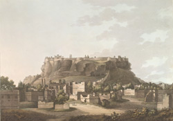 Fortress Of Gwalior, Taken By General Popham In 1779